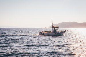 spot mancing di laut