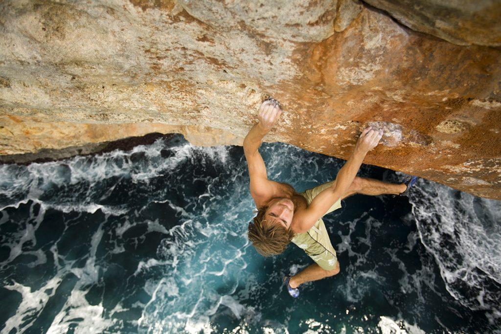 pemanjat tebing terbaik