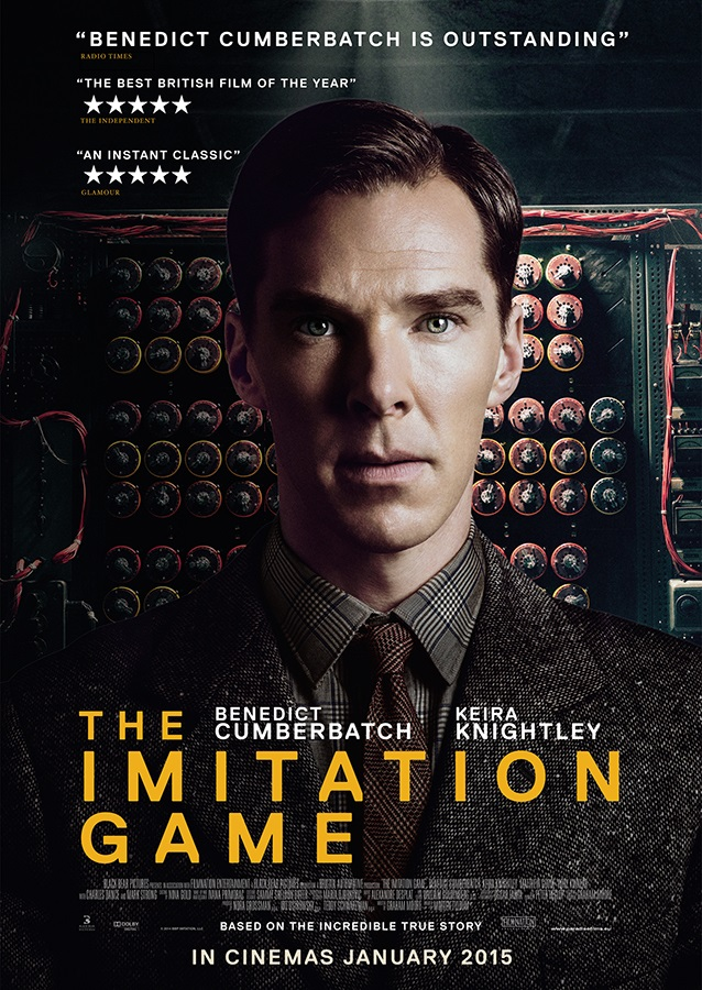 pemain film imitation game