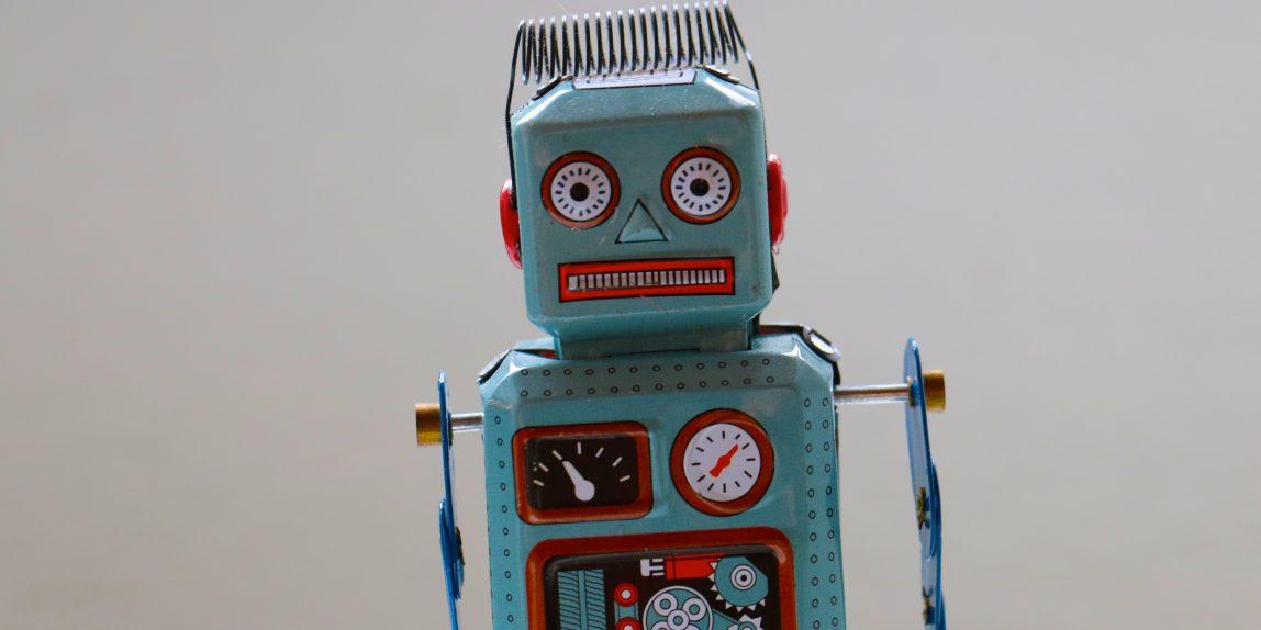 belajar robotic